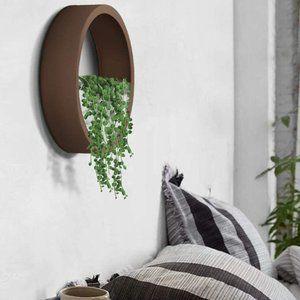Wall Art - New Modern Hanging Wall Planter